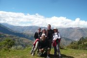 Trekking the Salkantay to Machu Picchu