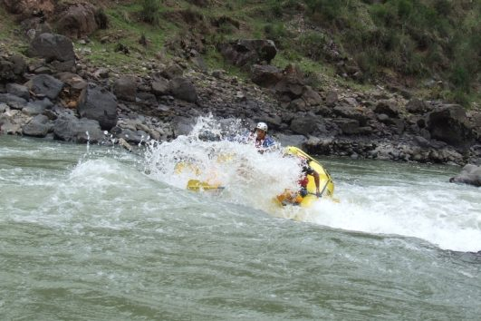 Rafting Cusco Peru