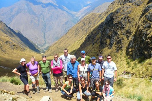 Royal Inca Trail