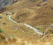 Dead Woman Pass on the Inca Trail
