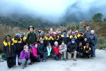 Clasic Inca Trail Hike to Machu Picchu