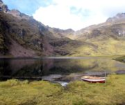 Nice View Lares Trek