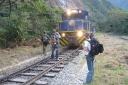 Cusco to Machu Picchu Train