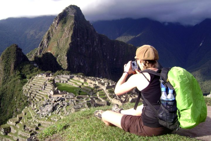 Hiking Inca Trail