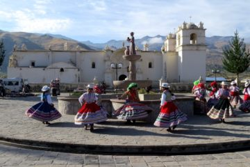 Colca Canyon day trip - Arequipa