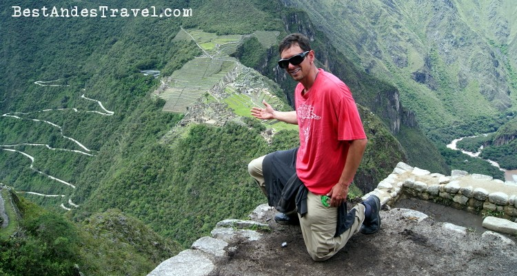 Huayna Picchu Mountain picture