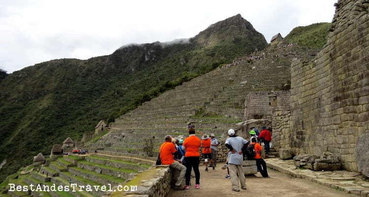 Machu Picchu Mountain Picture