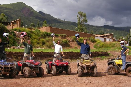 Cusco ATV Quading