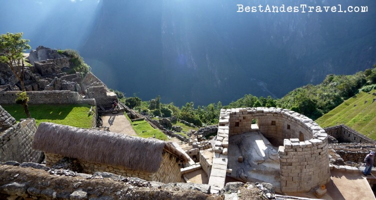 What is Machu Picchu famous for
