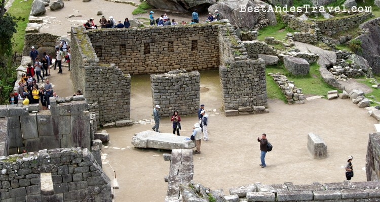 What is Machu Picchu used for today