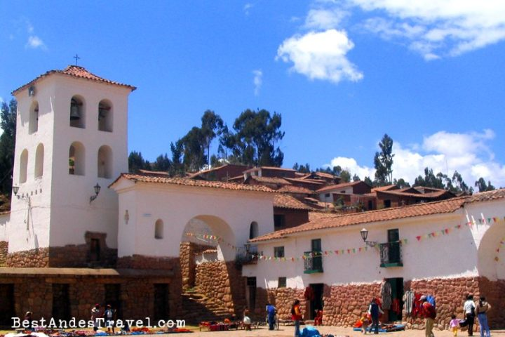 Chinchero Sacred Valley Tour