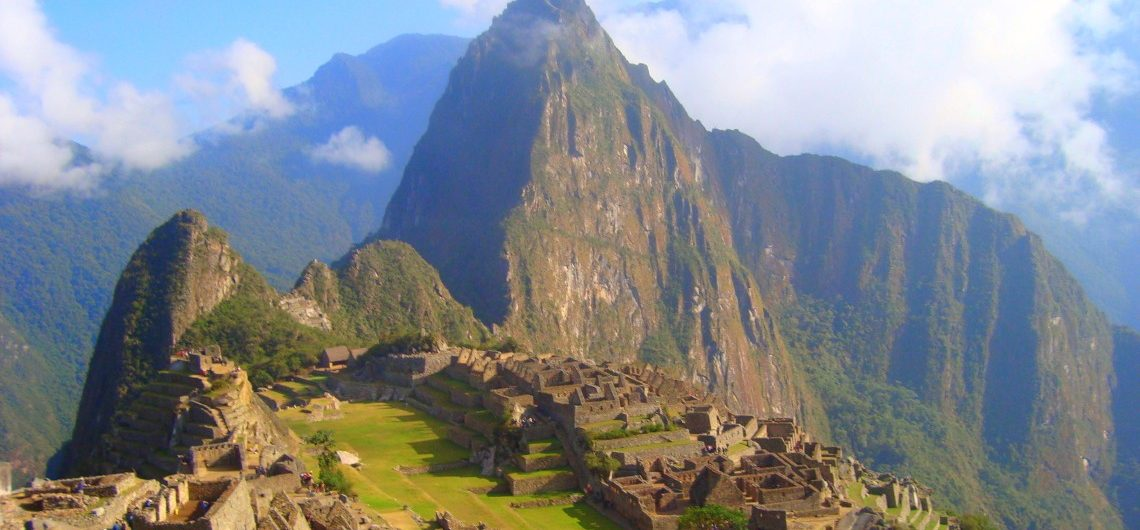 Machu Picchu without a guide