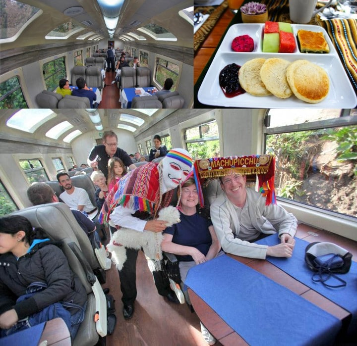 PeruRail_Trains to Machu Picchu