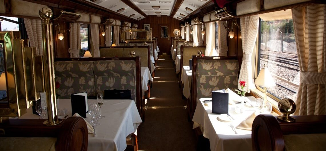 Hiram Bingham Luxury Train