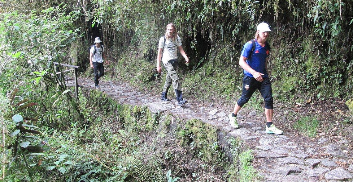 Advice on hiking the Inca Trail in Peru