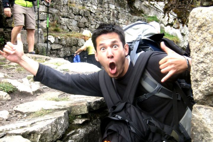 Arrive Inca Trek