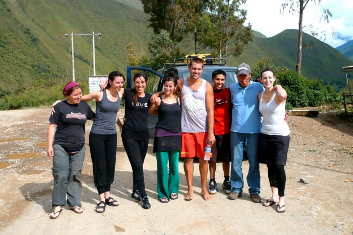 Inca Jungle Family